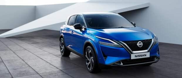 Nissan представила третье поколение Qashqai