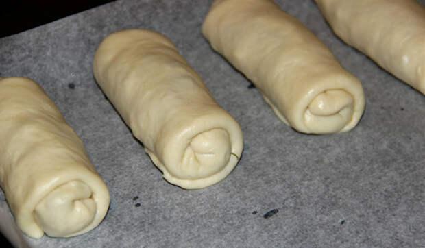 Постные трубочки с капустой: 3 простейших ингредиента а какой отличный результат
