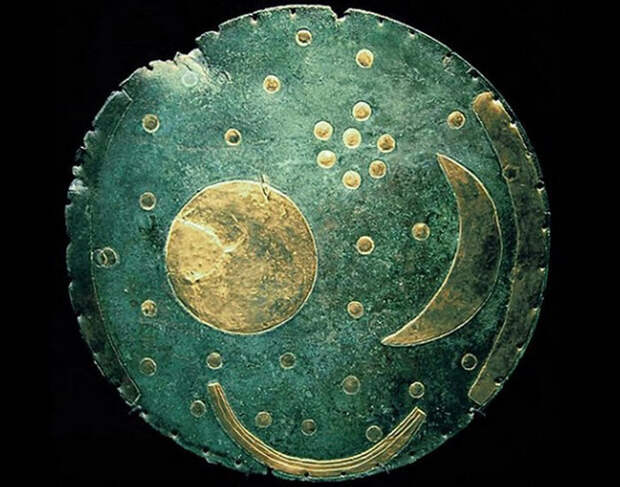 Небесный диск Небры