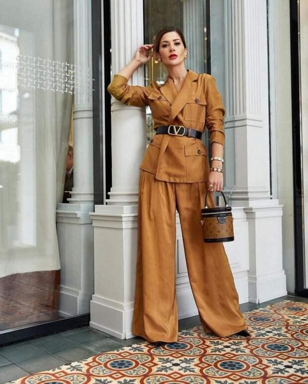 Итальянский стиль для женщин средних лет