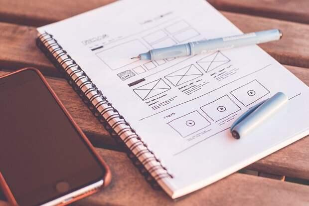 Планы, Дизайн, Веб-Дизайн, Дизайнер, Стол, Документ