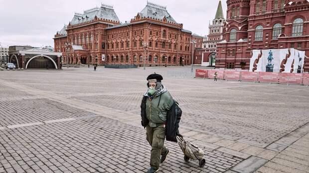 Нерабочие дни начались в Москве и еще в 5 регионах России