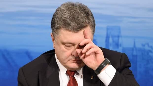 Срочно переобуваемся: на Украине раскрыли план действий разгромленного Порошенко