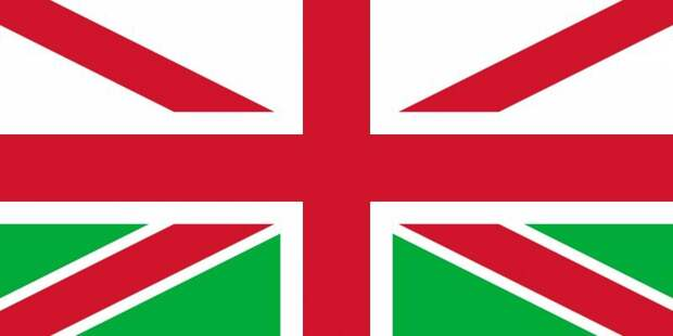 Цвета для государственного флага: от божественного к мирскому