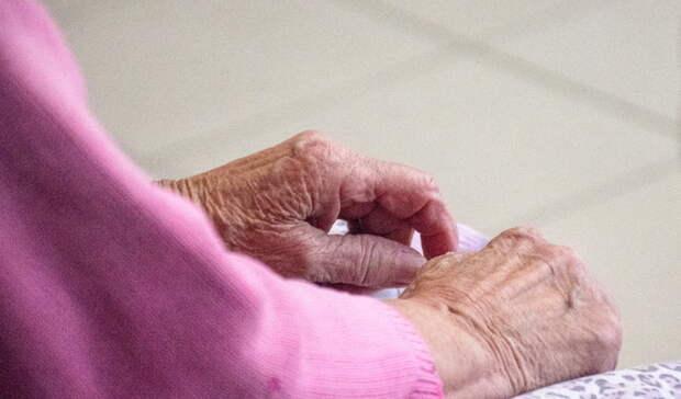 Пенсионеров с ковидом в Карелии больше, чем в других регионах