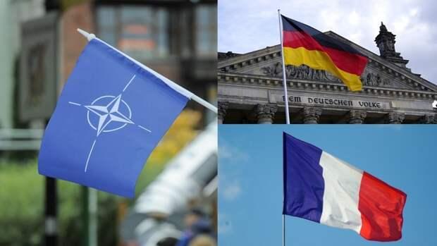 Франция не торопится выходить из НАТО после скандала с субмаринами для Австралии