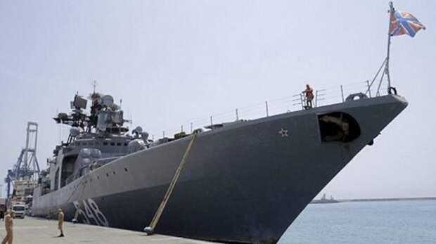 Чем Россия ответит на африканский военно-морской шантаж