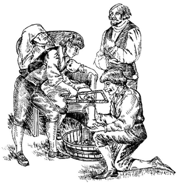 Какие раны могли лечить врачи Средневековья?