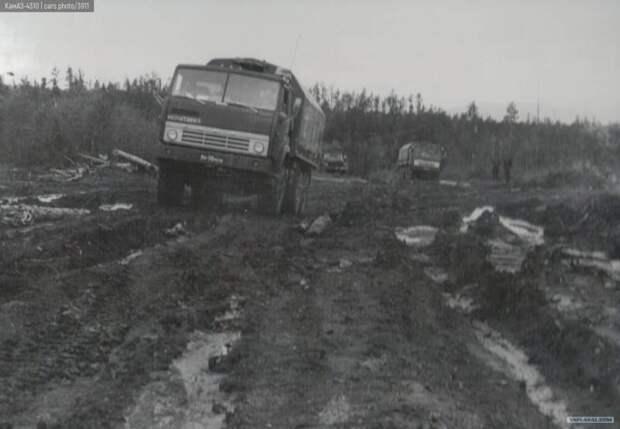 КамАЗ 6х6. Последний герой советского автопрома