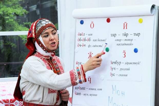 В Глазове и Можге открылись классы с изучением удмуртского языка