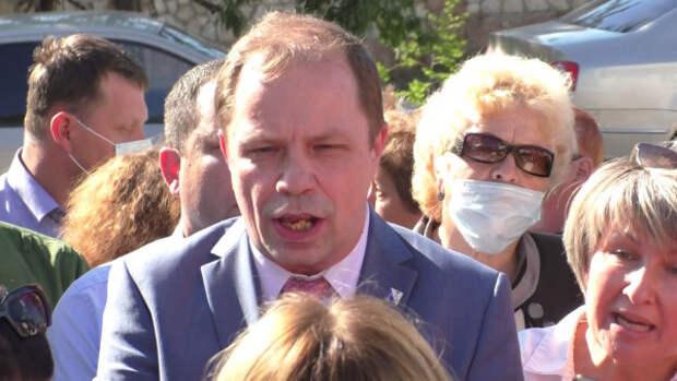У вице-губернатора Севастополя Кулагина нет социально значимых болезней, за которые полагаются льготы