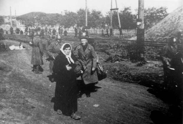 Украина. Жизнь под немцем