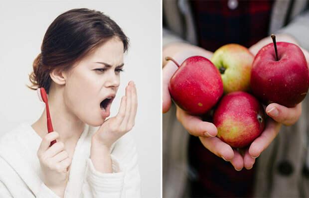 Чтобы не краснеть на людях: 15 домашних средств, которые избавят от неприятного запаха изо рта