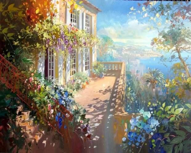 Современные художники, которые восхищают своими картинами