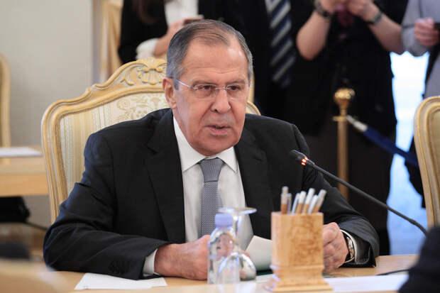 Россия вернет подаренную главе МИД Сергею Лаврову икону