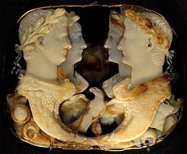 Античные драгоценности: Какие украшения носили императоры Древнего Рима