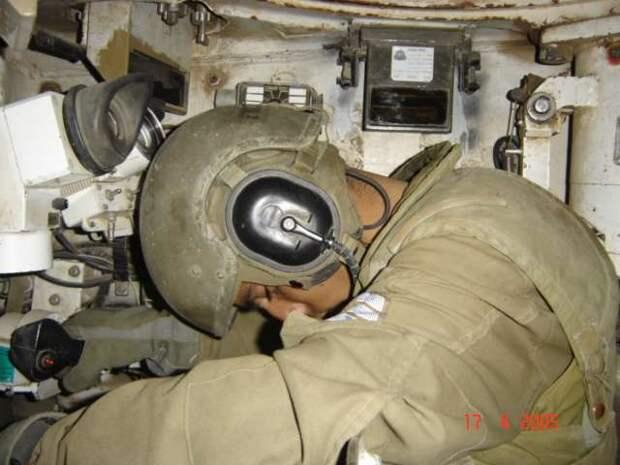 Устройство израильского танка Merkava