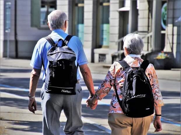 ОФП сохраняет здоровье пенсионеров