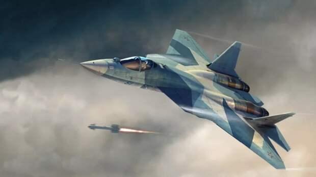 Су-57 взлетят в небо с самым мощным двигателем в мире