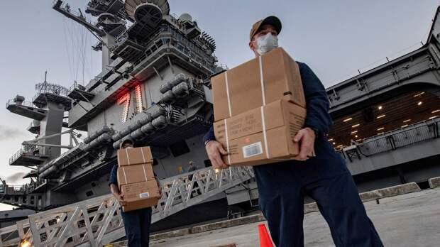 Терпение кончилось: американские моряки не выдерживают суровых карантинных мер