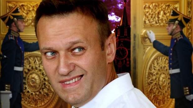 Новый анекдот. Навальный стал президентом