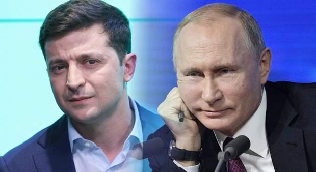 СРОЧНО: У Зеленского ответили на предложение Козака о переговорах на Донбассе