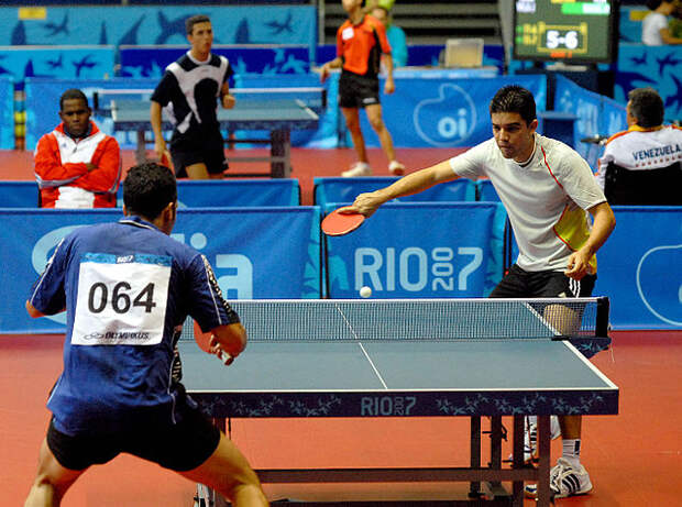 Difference Between Table Tennis and Ping Pong