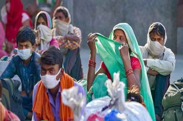 Ад на земле: ковидная катастрофа Индии угрожает всему миру
