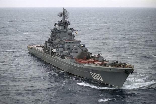 Крупнейший в мире: NI оценил план модернизации советского крейсера