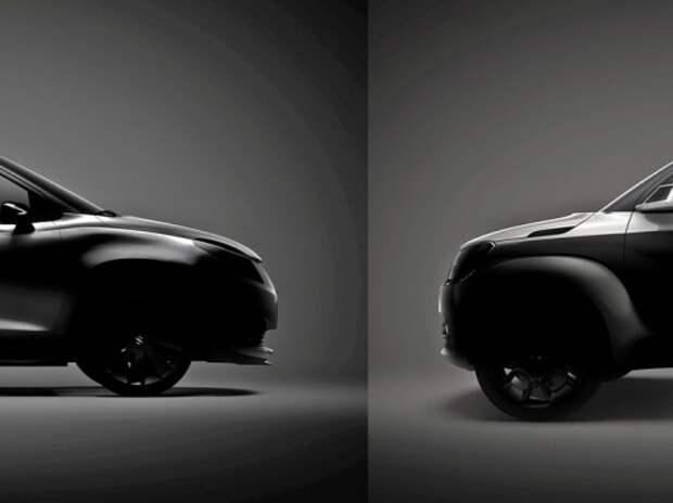 Suzuki покажет два загадочных концепта на автосалоне в Женеве