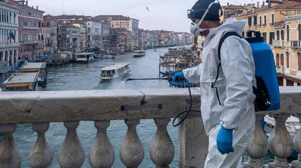 Коронавирус остановит глобальное потепление?