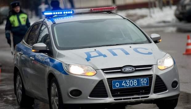 В Подольске пожарные и полиция оповещали жителей о режиме самоизоляции