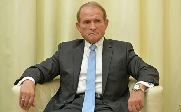 Партия Медведчука назвала санкции СНБО «шагом к диктатуре»