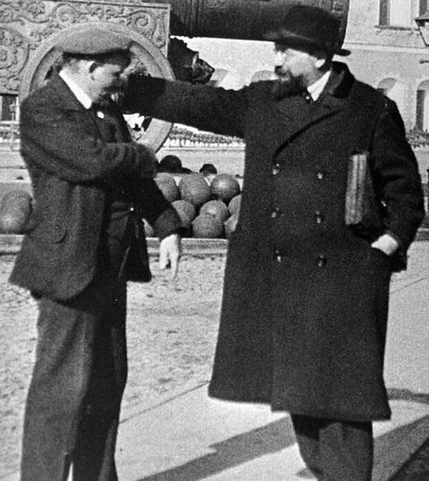 8 редких фотографий Владимира Ленина