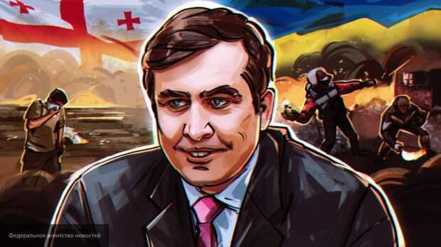 «Я возвращаюсь»: Саакашвили заявил о готовности приехать в Грузию