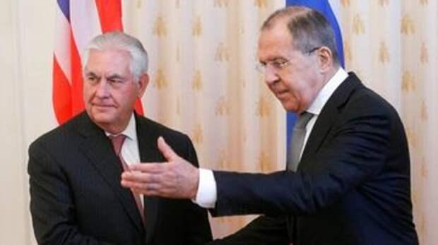 Каковы итоги переговоров Тиллерсона и Лаврова апрель 2017?