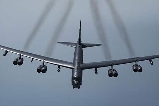 Главком ВКС заявил об отработке авиацией США удара по России