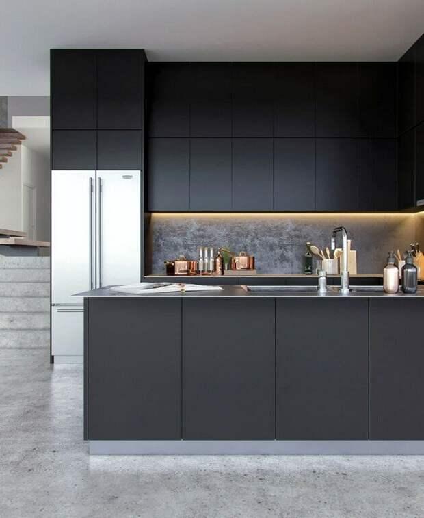 Какие цвета выбрать для кухни в 2021 году?