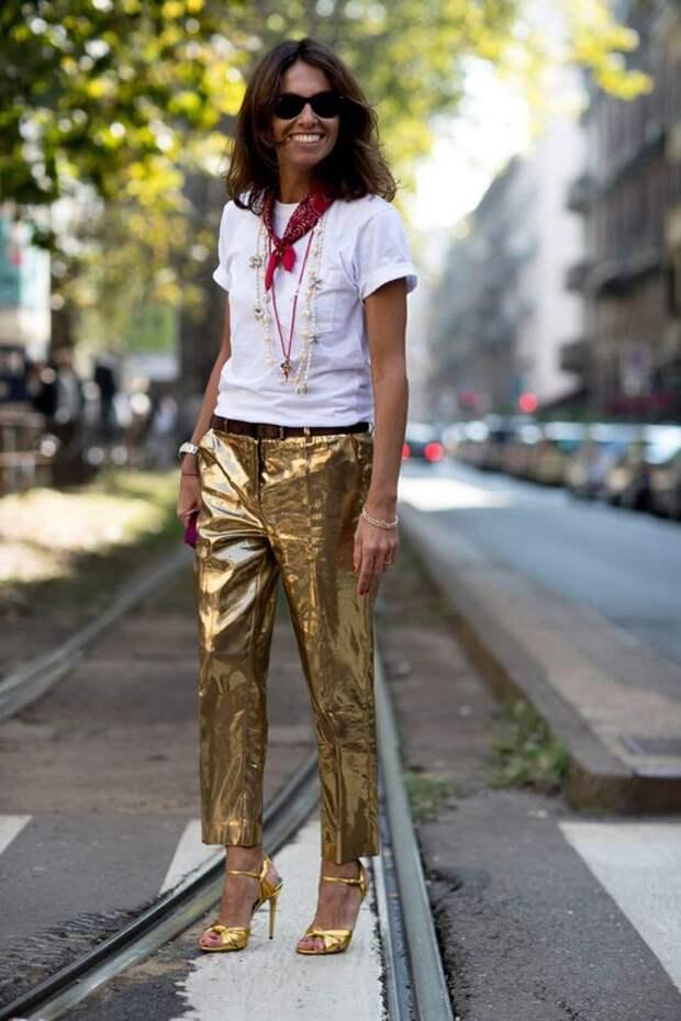 Street Style  с весенним зарядом (подборка)
