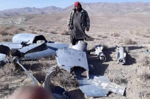 Al-Masdar News: в Сирии «Панцирь-С» уничтожил американский беспилотник