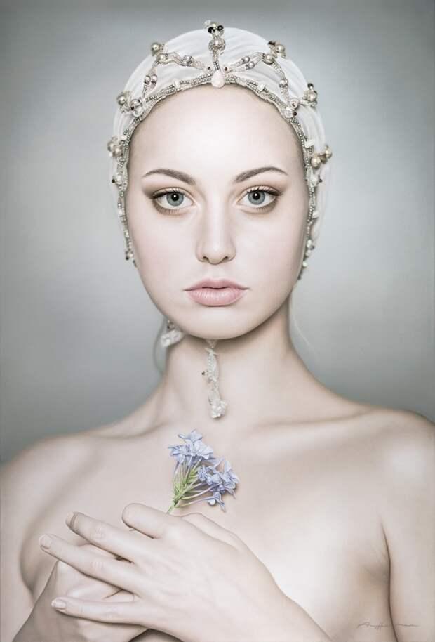 Портреты Anna Halldin Maule