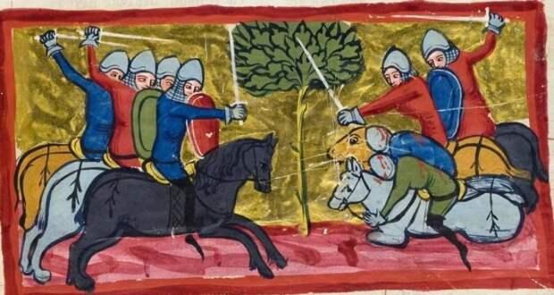 Рыцари и рыцарство трёх веков. Рыцарство и рыцари Северной Франции. Части 1-3