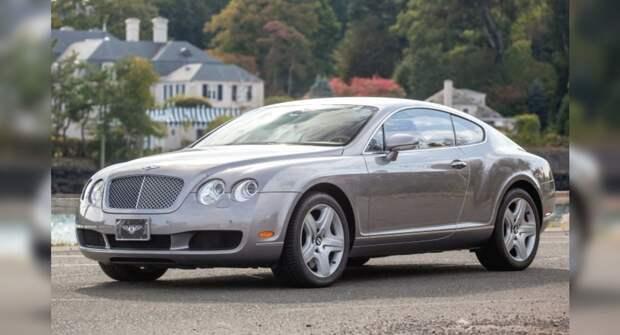 3 поколения Bentley Continental GT