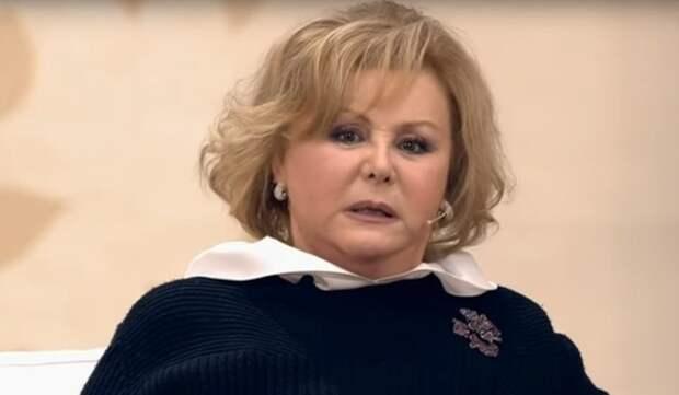Наталья Селезнева узнала о смерти мужа от постороннего человека