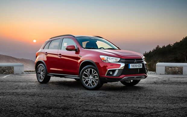 Mitsubishi объявила о росте цен из-за новых ставок НДС