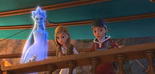 Анимационные фильмы студии Wizart увидят в Великобритании, Индии и Африке