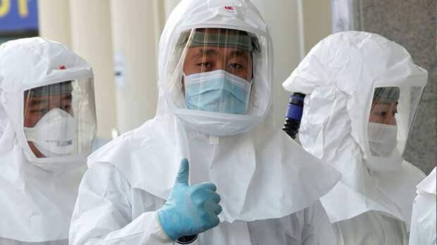 Китай отказывается предоставлять ВОЗ данные о первых случаях заражения коронавирусом