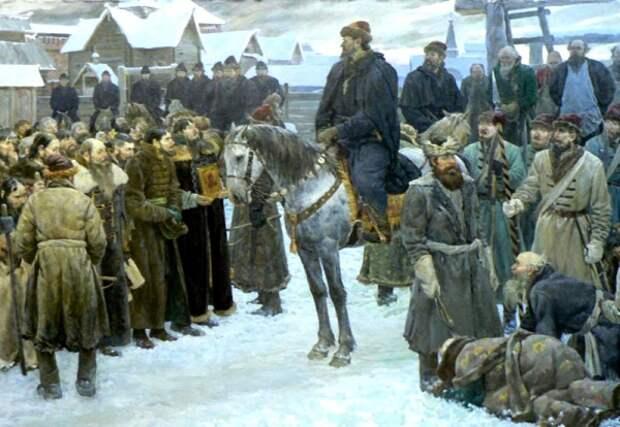 """В. Л. Янин. """"Черный бор"""" в Новгороде XIV-XV вв."""