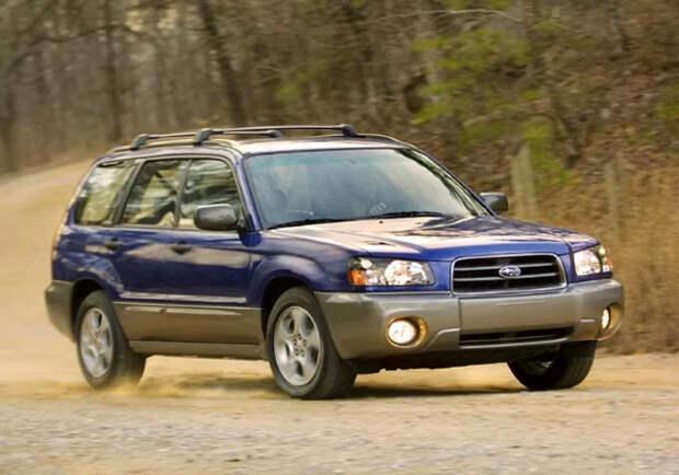 Subaru Forester авто