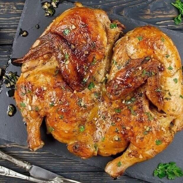 Курица пo-аджарски